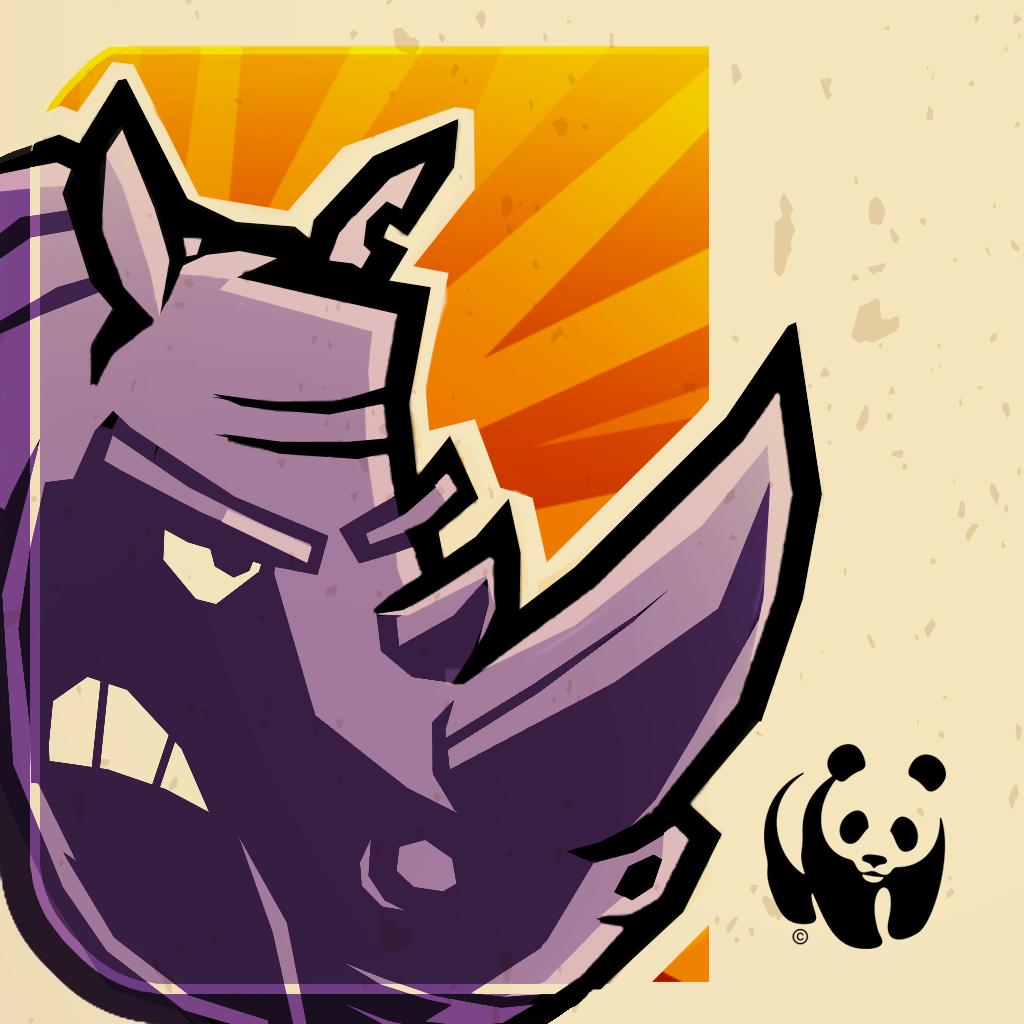 WWF Rhino Raid iOS